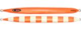 23 チャートオレンジゼブラグロー